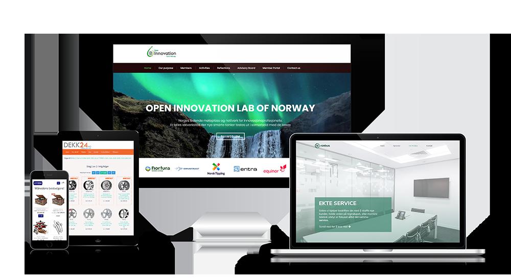 Webdesign Fredrikstad